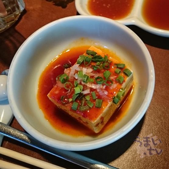 壱語屋 Dランチ 「カルビ定食」1,620円