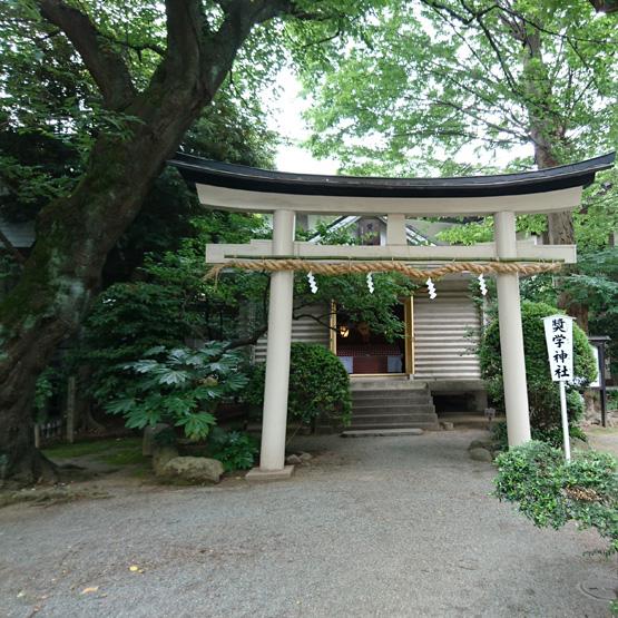 四之宮前鳥神社