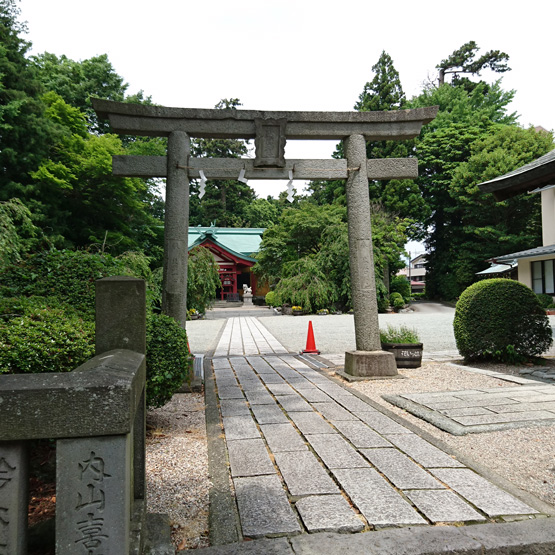 御殿場市 新橋浅間神社