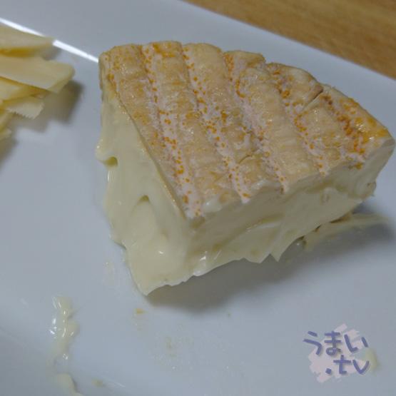 フランス産ウォッシュチーズ ピエタングロワ 810円