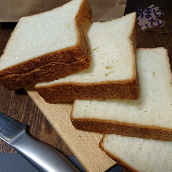 Bread Code 角型リッチ ハーフ 475円