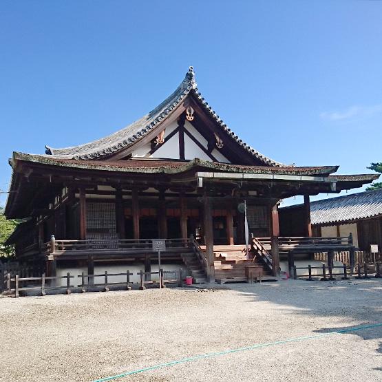 奈良 斑鳩 法隆寺