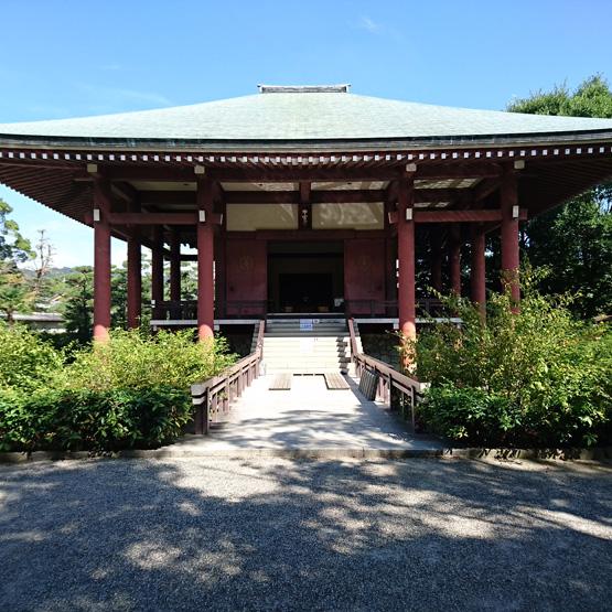 奈良斑鳩  聖徳宗 法興山 中宮寺