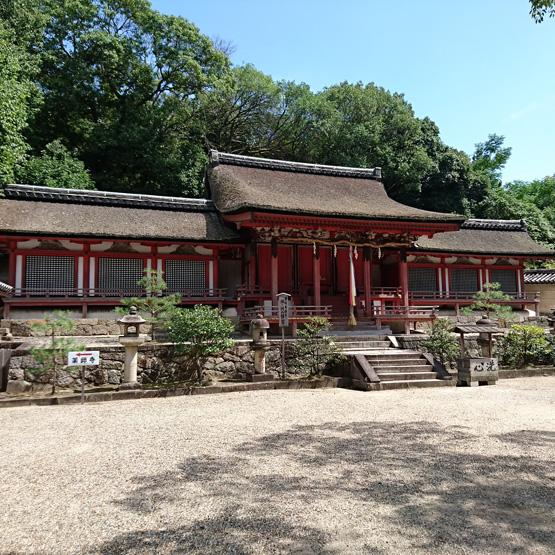 奈良 休ケ岡八幡宮