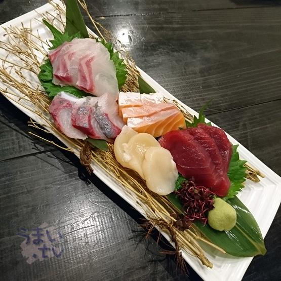 奈良 地場料理とおいしいお酒 KURA 刺し盛り