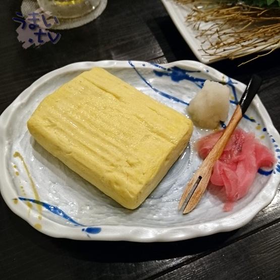 奈良 地場料理とおいしいお酒 KURA だし巻き