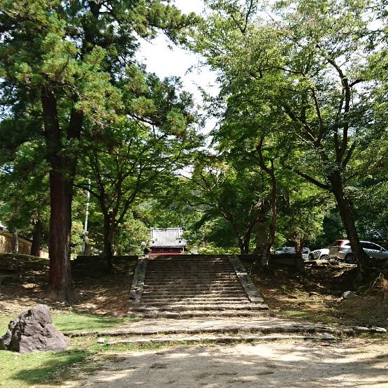 奈良東大寺 手向山八幡宮