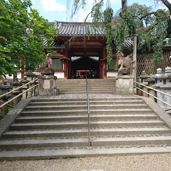 奈良 氷室神社