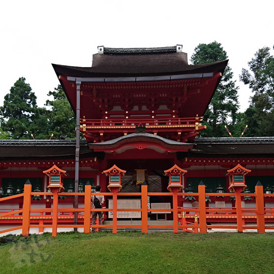 奈良 春日大社 第60次式年造替