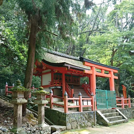 奈良 春日大社 三十八所神社