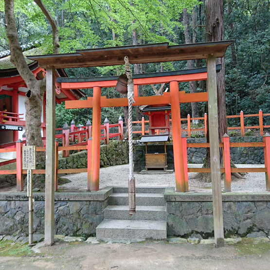 奈良 春日大社 佐良気神社