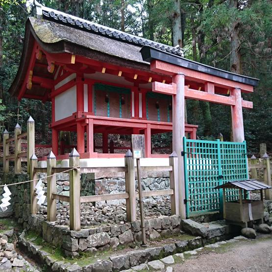 奈良 春日大社 紀伊神社