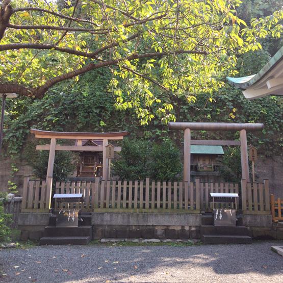 横浜元町 厳島神社