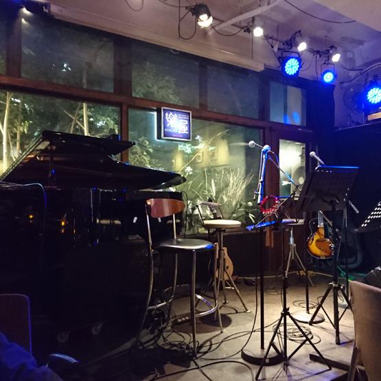 中目黒 楽屋 33