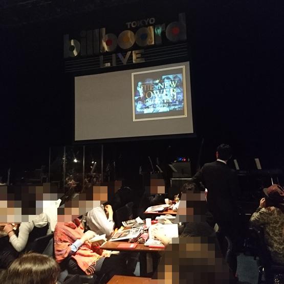 20170313 Crystal Kay ビルボードライブ東京