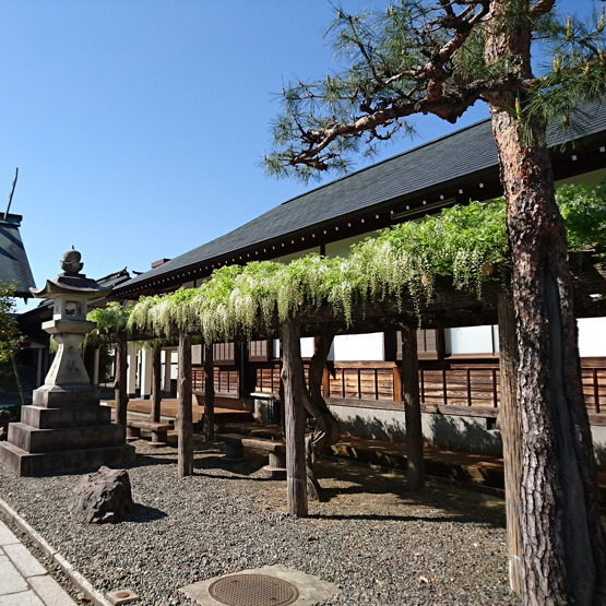 長岡市 平潟神社(平潟諏訪神社)