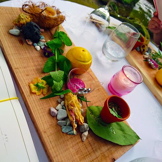 偉人たちが愛した薩摩郷土料理