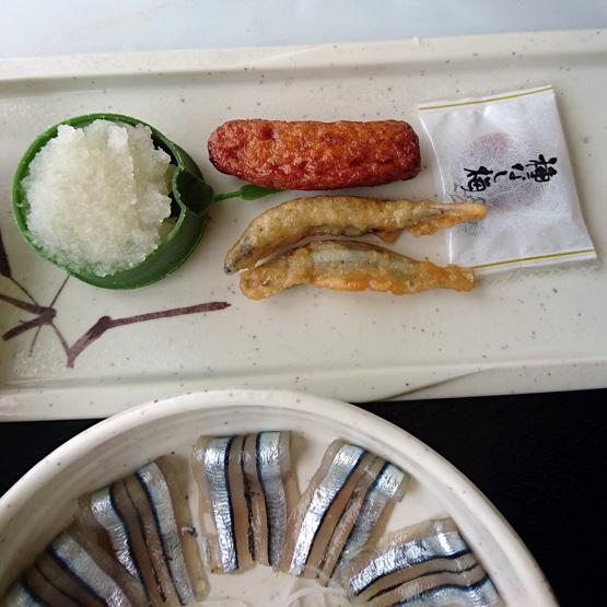 旅の駅桜島 桜島物産館 郷土料理