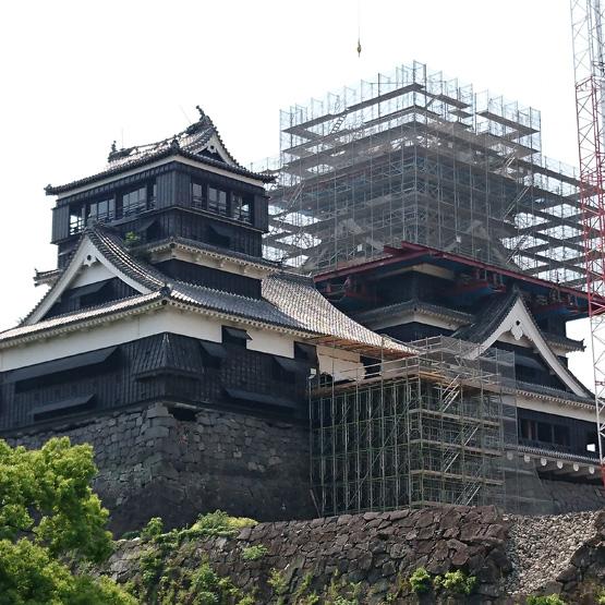 熊本城加藤神社