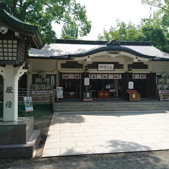 熊本城 加藤神社