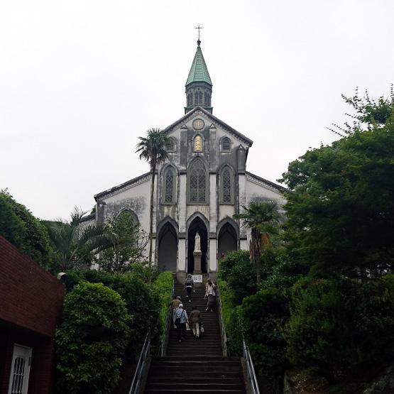 長崎国宝大浦天主堂