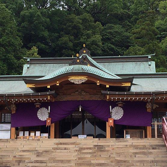長崎 鎮西大社 諏訪神社