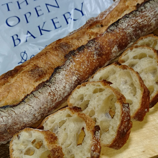 The Open Bakery Daiba バゲット・トラディション