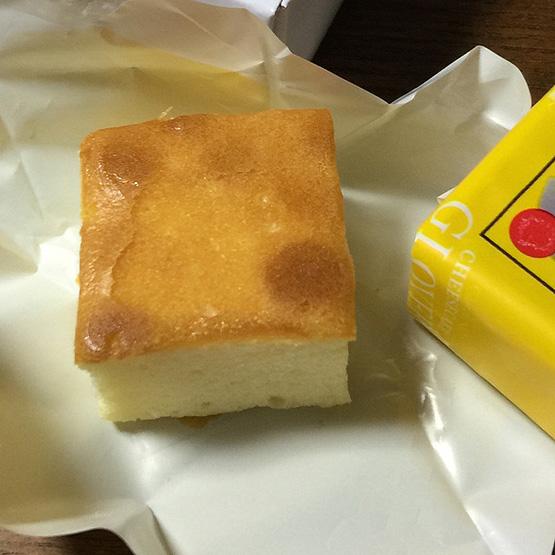 グラバーさんのチーズケーキ