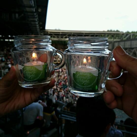MISIA Candle Night  河口湖ステラシアター
